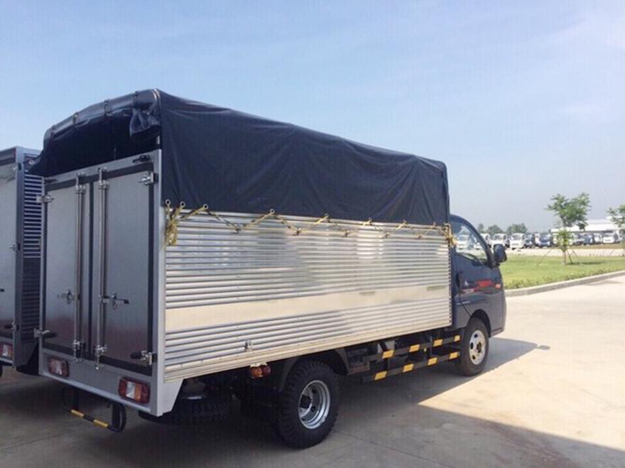 HÌnh ảnh xe tải deaha 1.9 tấn tại hải phòng