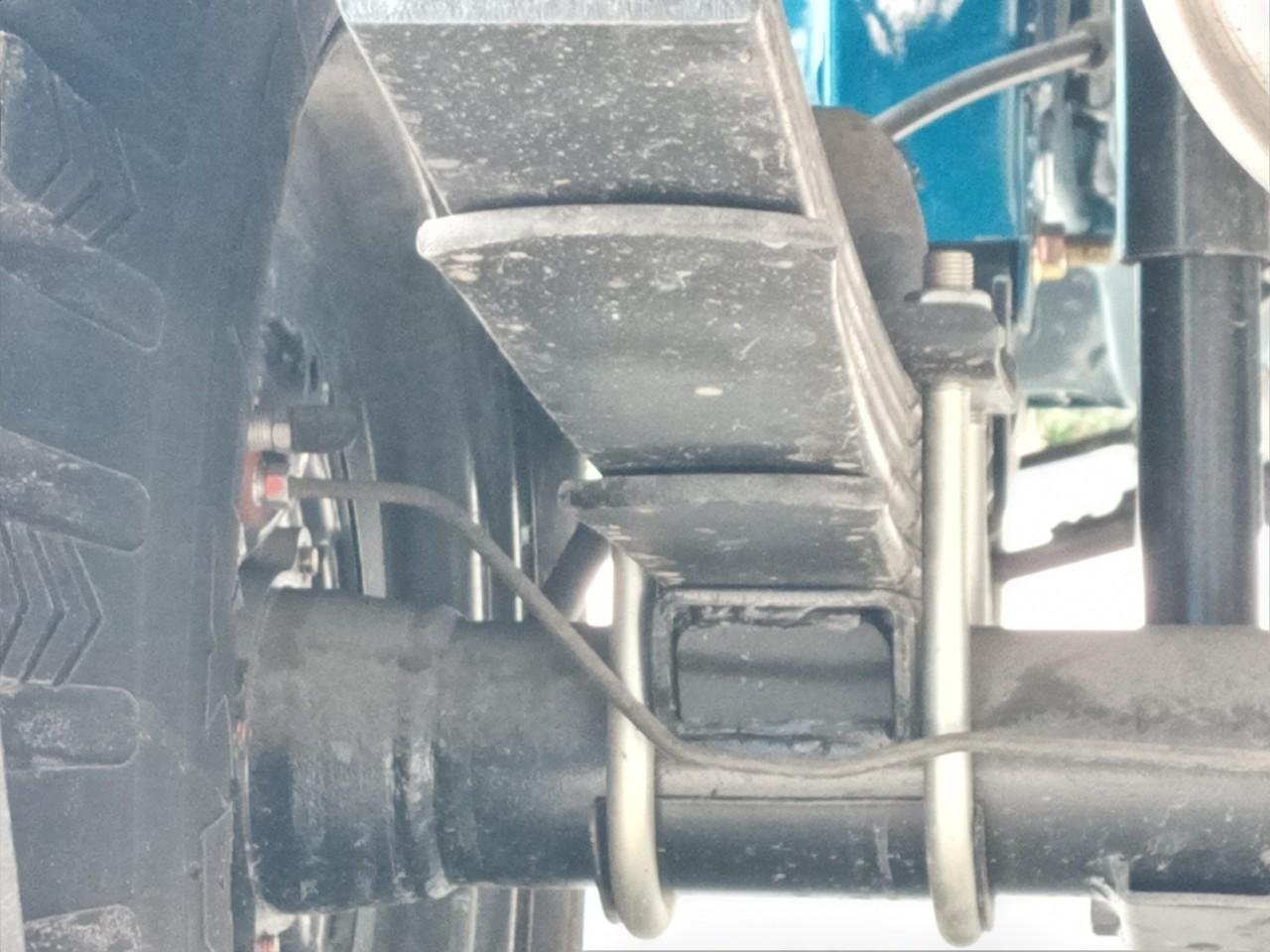 xe tải Thaco Towner 990 tại Hải Phòng