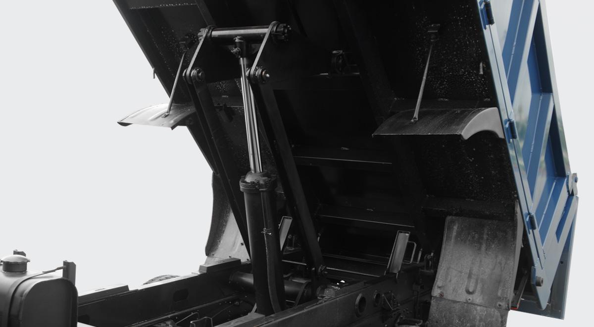 Xe ben 2.5 tấnThaco Forland FD250 Hải Phòng