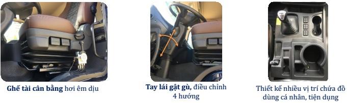 nọi that xe ben Thaco Auman D240 EXT.E4