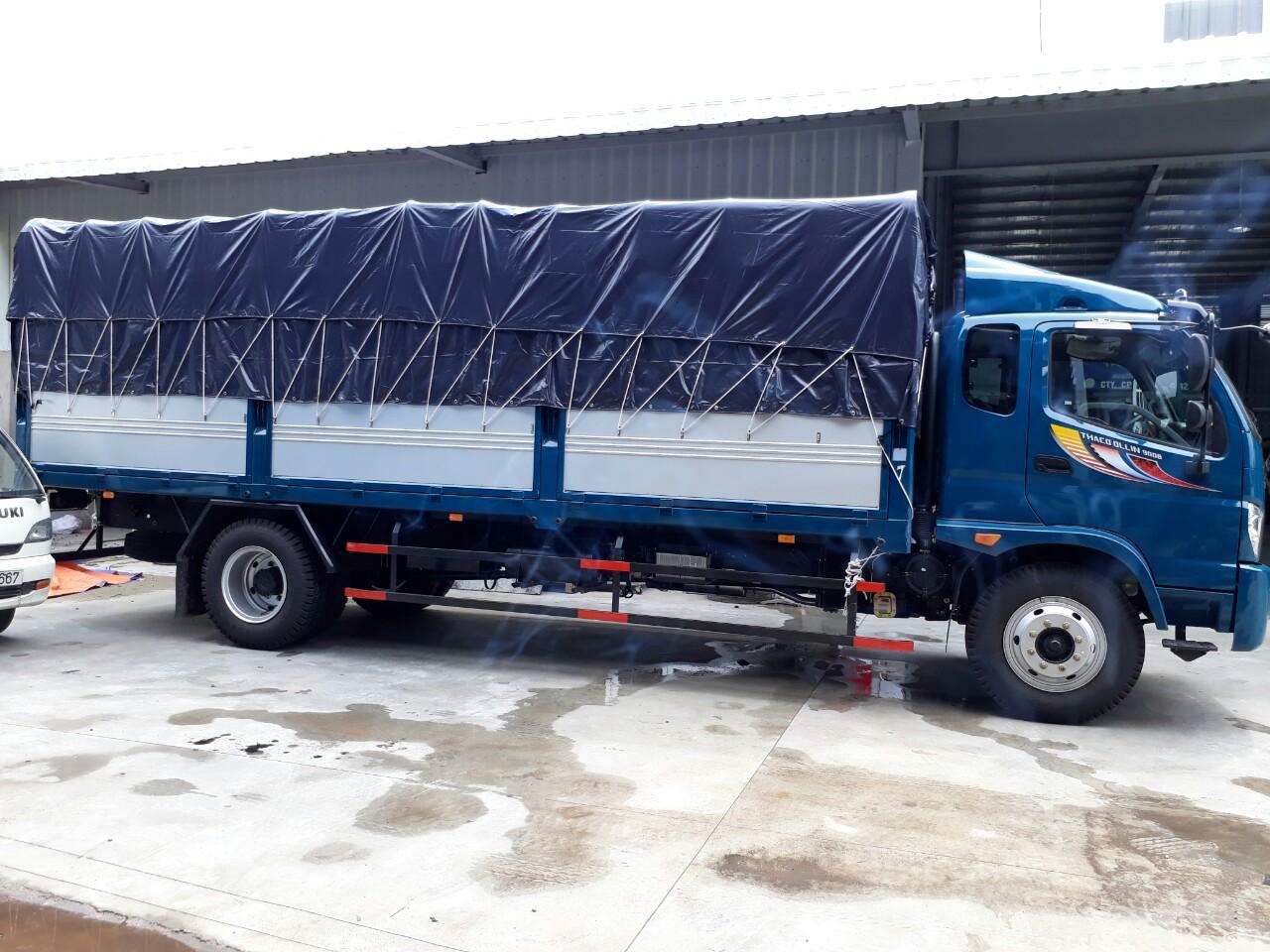 Xe tải Thaco Ollin900B tại hải phòng